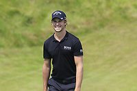 Thomas Detry (BEL) walks to the 6th tee during Thursday's Round 1 of the Dubai Duty Free Irish Open 2019, held at Lahinch Golf Club, Lahinch, Ireland. 4th July 2019.<br /> Picture: Eoin Clarke | Golffile<br /> <br /> <br /> All photos usage must carry mandatory copyright credit (© Golffile | Eoin Clarke)