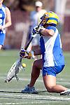 Santa Barbara, CA 02/13/10 - Jeni Centner (UCSB # 0) in action during the UCSB-Florida game at the 2010 Santa Barbara Shoutout, UCSB defeated Florida 9-8.