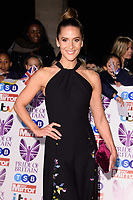 Amanda Byram at the Pride of Britain Awards 2017 at the Grosvenor House Hotel, London, UK. <br /> 30 October  2017<br /> Picture: Steve Vas/Featureflash/SilverHub 0208 004 5359 sales@silverhubmedia.com