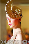 Carol Kennelly Millinery hats at the Fashion show at Kerry Fashion Weekend at the Brehon Hotel Killarney on Sunday
