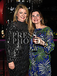 Audrey Darcy and Carmen Cadena at the ABACAS Ball in the Westcourt Hotel. Photo:Colin Bell/pressphotos.ie
