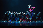 London, UK. 23 August 2016. St Petersburg Ballet Theatre returns to the London Coliseum to present the World Premiere of Her Name Was Carmen starring Irina Kolesnikova from 23 to 28 August 2016. Choreography by Olga Kostel to music by Georges Bizet,