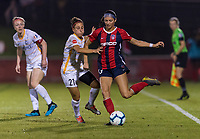 Boyds, MD - August 21, 2019:  The Washington Spirit tied the Utah Royals 0-0 during a National Women's Soccer League (NWSL) match at the Maryland SoccerPlex.