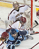 130301-PARTIAL-Hockey East Semi: University of Maine Black Bears at Boston College Eagles
