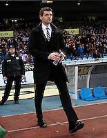 FC Barcelona's coach Tito Vilanova during La Liga match.January 19,2013. (ALTERPHOTOS/Acero) /NortePhoto