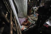 Belém, Pará, Brasil. Policia. Retranca: Homicidio - Adolescente, 16 anos. Morto com um tiros na cabeça. Data: 03/11/2014. Local: Loteamento Divina Providência - Benevides. Foto: Mauro Ângelo/Diário do Pará.