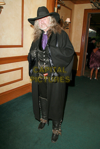 BILL CODY.9th Annual Silver Spur Awards The Reel Cowboys held at Sportmans Lodge, Studio City, California, USA, .20 October 2006..full length hat black costume.Ref: ADM/CH.www.capitalpictures.com.sales@capitalpictures.com.©Charles Harris/AdMedia/Capital Pictures.