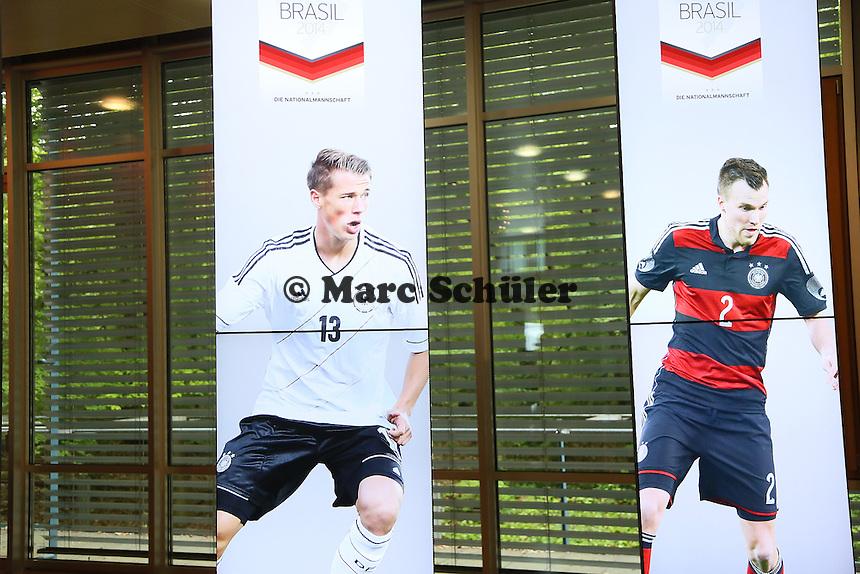 Nominierung - DFB Kadernominierung für die WM 2014