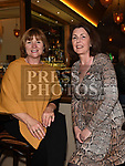 Patricia McGrane and Lorraine Smith at the Rock Night For Rory in the Thatch. Photo:Colin Bell/pressphotos.ie
