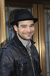 Actor Charlie Cox attends Opening Night of Broadway's Jerusalem on April 21, 2011 at the Music Box Theatre, New York City, New York. (Photo by Sue Coflin/Max Photos)