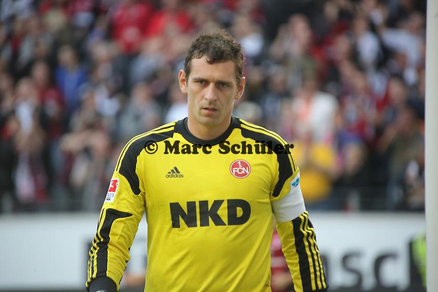Raphael Schäfer (Nürnberg) - Eintracht Frankfurt vs. 1. FC Nuernberg,