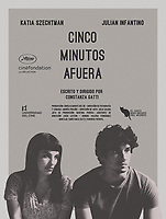 Cinco minutos afuera (2018)<br /> POSTER ART<br /> *Filmstill - Editorial Use Only*<br /> CAP/MFS<br /> Image supplied by Capital Pictures