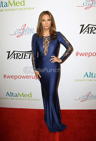 BEVERLY HILLS, CA - MAY 12: Alex Meneses  attends the AltaMed Power Up, We Are The Future Gala at the Beverly Wilshire Four Seasons Hotel on May 12, 2016 in Beverly Hills, California. Credit: Parisa/MediaPunch.