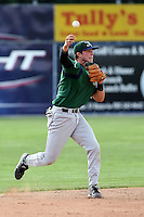 June 23rd 2008:  Joel Staples of the Jamestown Jammers, Class-affiliate of the Florida Marlins, during a game at Dwyer Stadium in Batavia, NY.  Photo by:  Mike Janes/Four Seam Images