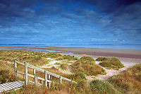 The North Sea, Caithness and the Black Isle from Findhorn, Moray