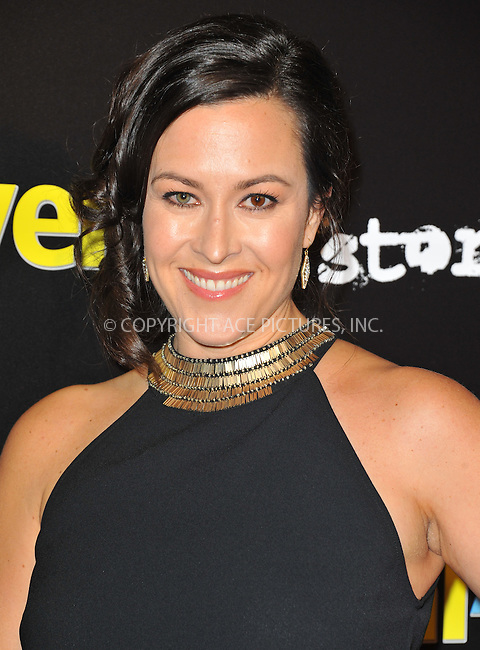 WWW.ACEPIXS.COM<br /> <br /> April 7, 2015, LA<br /> <br /> Maggie Kiley arriving at the 'Dial A Prayer' premiere at the Landmark Theater on April 7, 2015 in Los Angeles, California.<br /> <br /> By Line: Peter West/ACE Pictures<br /> <br /> <br /> ACE Pictures, Inc.<br /> tel: 646 769 0430<br /> Email: info@acepixs.com<br /> www.acepixs.com