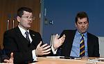 Neil Doncaster and David Longmuir