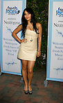 HOLLYWOOD, CA. - September 26: Vanessa Hudgens arrives at the Neutrogena Fresh Faces of Music Benefiting VH1 Save The Music at Jim Henson Studios on September 26, 2009 in Hollywood, California.