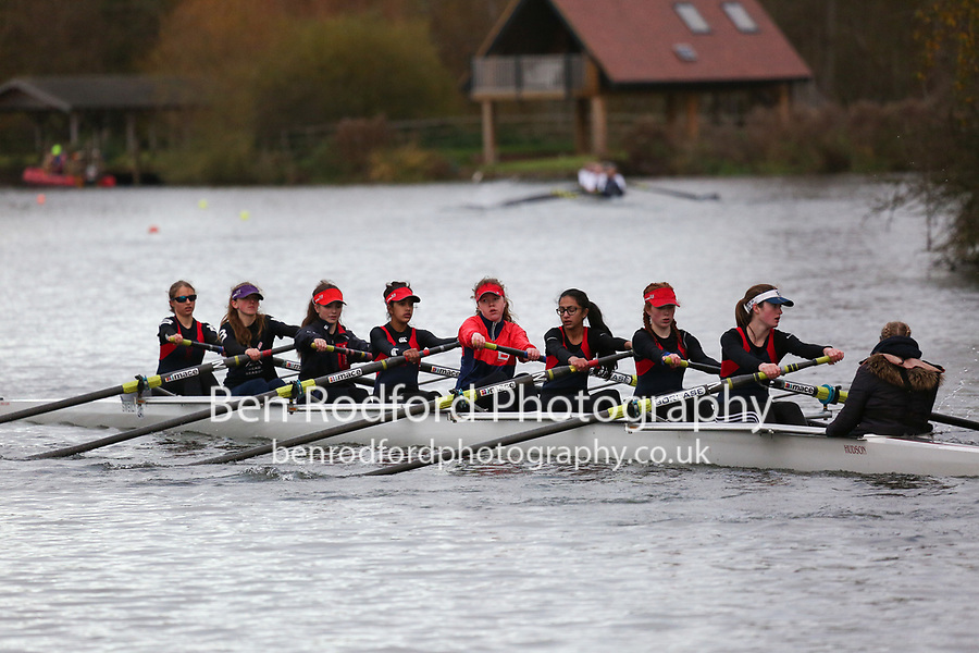 Crew: 241   W J15 8+   Sir William Borlase?s Gram Sch Boat Club   SWB-FARMER<br /> <br /> Wallingford Head 2017<br /> <br /> To purchase this photo, or to see pricing information for Prints and Downloads, click the blue 'Add to Cart' button at the top-right of the page.