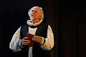 "London, UK. 23/04/2012. Award-winning playwright David Edgar's play about the creation of the King James Bible, ""Written on the Heart"", directed by RSC Chief Associate Gregory Doran, opens at the Duchess Theatre on Monday 23rd April for a limited run. Picture shows: Oliver Ford Davies (as Lancelot Andrews). Photo credit: Jane Hobson"