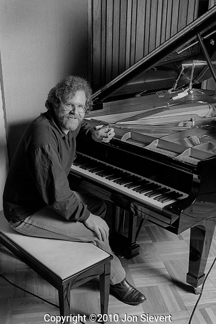Philip Aaberg, Fantasy Studios, Berkeley, Jan. 18, 1986, 84-4-18. American jazz keyboardist and composer.<br /> <br /> Philip Aaberg gained international recognition through a series of successful piano recordings released on Windham Hill Records. Although classically trained, Aaberg incorporates classical, jazz, blues, bluegrass, rock, and new music elements into his compositions and musical structures. Although best known for his solo piano work, he is most at home in the chamber jazz genre. His compositions are noted for their &quot;rigorous keyboard technique, diverse influences, and colorful compositional style.