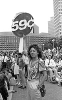 ERA Countdown Rally Boston MA June 30, 1981