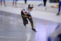 SCHAATSEN: HEERENVEEN: 07-03-2020, IJsstadion Thialf, ISU World Cup Final, 1000m Ladies, Miho Takagi (JPN), ©foto Martin de Jong