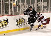 Taylor Reid (Union - 4), Colin Blackwell (Harvard - 63) - The Union College Dutchmen defeated the Harvard University Crimson 2-0 on Friday, January 13, 2011, at Fenway Park in Boston, Massachusetts.