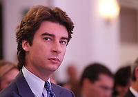 CAPRI  27/10/2012 -.XXVII CONVEGNO GIOVANI INDUSTRIALI .NELLA FOTO JACOPO MORELLI.FOTO CIRO DE LUCA