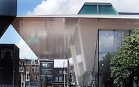 The Stedelijk Museum in Amsterdam