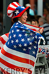 Carmel Quilter- O'Neill from Tralee enjoying 4th of July Celebrations in real American Style! Photo by Marek Hajdasz www.mhphotos.ie