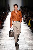 BOTTEGA VENETA<br /> Milan Fashion Week  ss17<br /> on September 24, 2016<br /> CAP/GOL<br /> &copy;GOL/Capital Pictures /MediaPunch ***NORTH AND SOUTH AMERICAS ONLY***