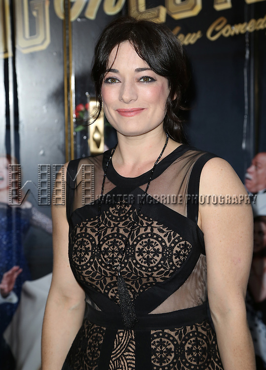 NEW YORK, NY - APRIL 20:  Laura Michelle Kelly attends the Broadway Opening Night Performance of  'Living on Love'  at  The Longacre Theatre on April 20, 2015 in New York City.  (Photo by Walter McBride/Getty Images)