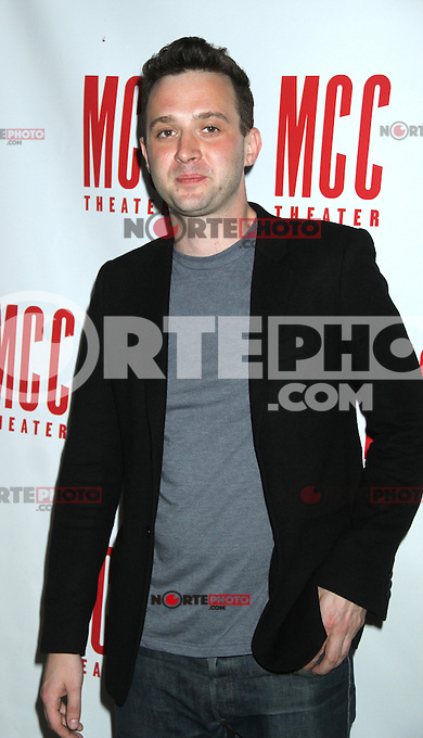 June 14 , 2012 Eddie Kaye Thomas  attends the MCC Theater's benefit reading of The Heart Of The Matter afterparty  at the Ramscale in New York City. &copy; RW/MediaPunch Inc. NORTEPHOTO.COM<br />