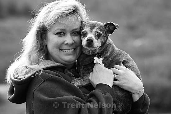 San Ramon - Elaine's dog Biscuit; 12.31.2006<br />