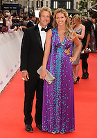 Ben Fogle and wife arriving for the BAFTA Television Awards 2010 at the London Palladium. 06/06/2010  Picture by: Steve Vas / Featureflash