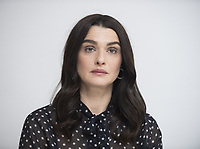 Rachel Weisz at The Favourite press conference at the Four Seasons Hotel, Beverly Hills, California on  November 16,  2018. Credit: Action Press/MediaPunch ***FOR USA ONLY***