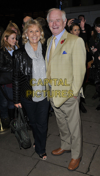 LONDON, ENGLAND - NOVEMBER 03: Julia Ball &amp; Johnny Ball attend the &quot;Dance 'Til Dawn&quot; press night performance, Aldwych Theatre, Aldwych, on Monday November 03, 2014 in London, England, UK. <br /> CAP/CAN<br /> &copy;Can Nguyen/Capital Pictures