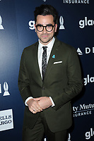 www.acepixs.com<br /> May 6, 2017  New York City<br /> <br /> Daniel Levy attending arrivals at GLAAD Media Awards on May 6, 2017 in New York City.<br /> <br /> Credit: Kristin Callahan/ACE Pictures<br /> <br /> <br /> Tel: 646 769 0430<br /> Email: info@acepixs.com
