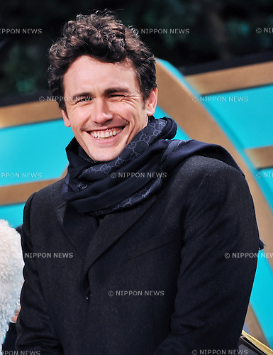 "James Franco, Feb 20, 2013 : James Franco, Tokyo, Japan, February 20, 2013 : Actor James Franco attends the Japan Premiere for the film ""Oz: the Great and Powerful"" in Tokyo, Japan on February 20, 2013. The film will open on March 8 in Japan."