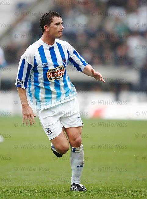Gary McDonald, Kilmarnock.stock season 2005-2006.pic willie vass
