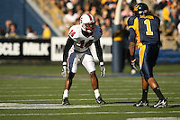 2 December 2006: Tim Sims during Stanford's 26-17 loss to Cal in the 109th Big Game at Memorial Stadium in Berkeley, CA.