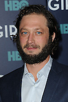 www.acepixs.com<br /> February 2, 2017  New York City<br /> <br /> Ebon Moss Bachrach attending the New York premiere of the sixth &amp; final season of 'Girls' at Alice Tully Hall, Lincoln Center on February 2, 2017 in New York City.<br /> <br /> Credit: Kristin Callahan/ACE Pictures<br /> <br /> <br /> Tel: 646 769 0430<br /> Email: info@acepixs.com