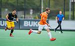 BLOEMENDAAL - Roel Bovendeert (Bldaal)    tijdens de hoofdklasse competitiewedstrijd hockey heren,  Bloemendaal-Den Bosch (2-1) COPYRIGHT KOEN SUYK