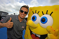 2015 SpongeBob 400 at Kansas Speedway