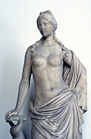 Greek Art:  Sculpture.  National Museum.  Photo '83.