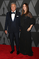 HOLLYWOOD, CA - NOVEMBER 11: Dustin Hoffman, Lisa Hoffman at the AMPAS 9th Annual Governors Awards at the Dolby Ballroom in Hollywood, California on November 11, 2017. <br /> CAP/MPI/DE<br /> &copy;DE/MPI/Capital Pictures