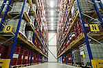 De Graaf Logisitcs: Oosterhout, the Netherlands. The storage facility of De Graaf Logistics stretches on and on. De Graaf Logistics is a transport company that sources almost all of its' office and warehouse energy from a 2.5mw windmill on the property. The windmill produces more energy then they can handle and De Graaf uses approximately 20% of the output. The rest is sold back to the grid. Their use of clean energy has attracted new clients and De Graaf has been quick to recognize the benefits, both environmentally and financially, of sourcing clean energy.