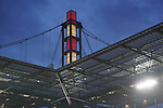 08.02.2019, RheinEnergieStadion, Koeln, GER, 2. FBL, 1.FC Koeln vs. FC St. Pauli,<br />  <br /> DFL regulations prohibit any use of photographs as image sequences and/or quasi-video<br /> <br /> im Bild / picture shows: <br /> Feature Saeule des Stadions <br /> <br /> Foto © nordphoto / Meuter