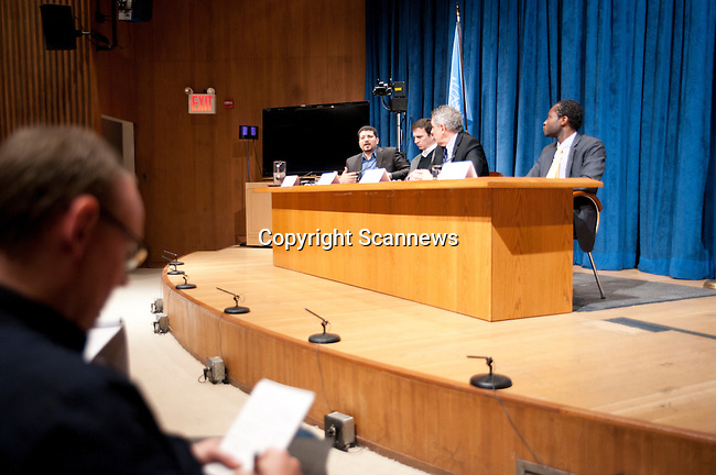 Press Conference: by the Committee to Protect Journalists (CPJ) to present their annual report. Participants will be CPJ members: Mr. Rob Mahoney, Deputy Director; Mr. Mohamed Keita, Africa Advocacy Coordinator; Mr. Carlos Lauria, Americas Senior Program Coordinator; Bob Dietz, Asia Program Coordinator; and Mr. Sherif Mansour, Middle East & North Africa Program Coordinator. [Sponsored by the United Nations Educational, Scientific and Cultural Organization (UNESCO)]. ...